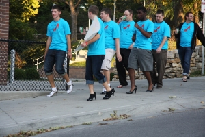 Image source: http://unews.com/2011/09/26/walk-a-mile-in-her-shoes-men-raise-awareness-of-violence-against-women/